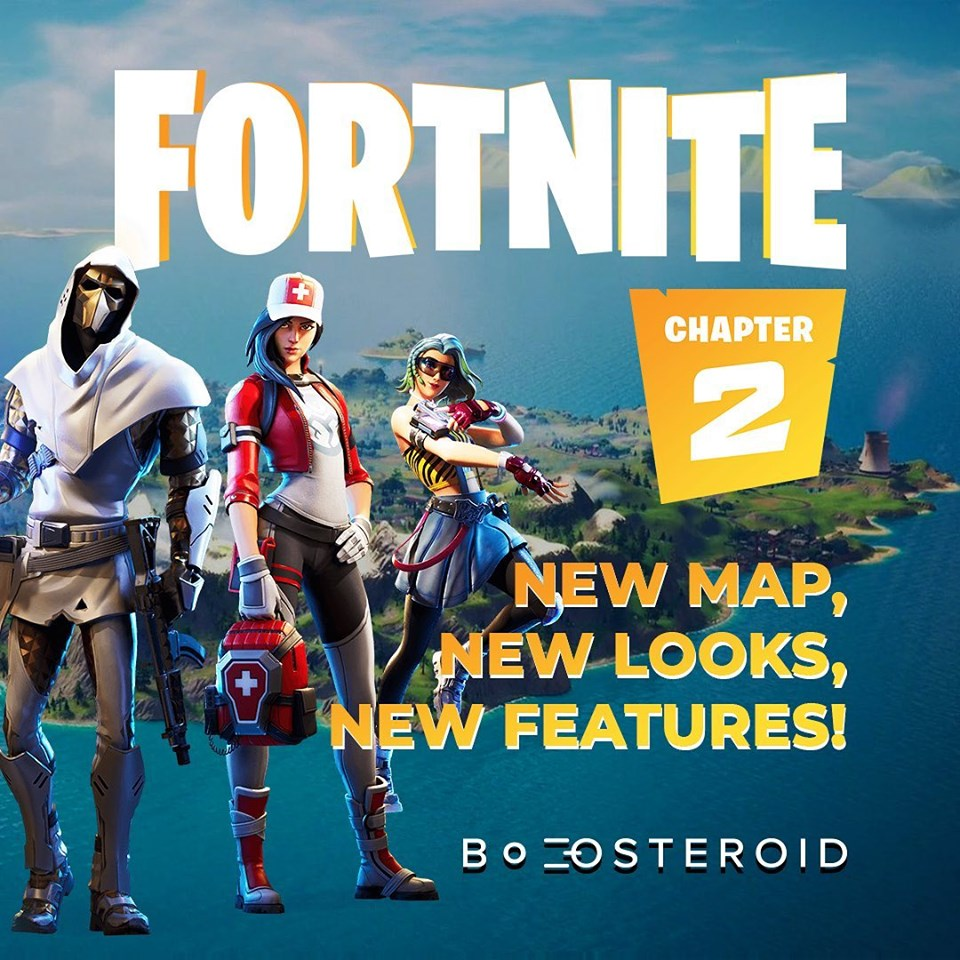 What to wait from Chapter 2 of the Fortnite